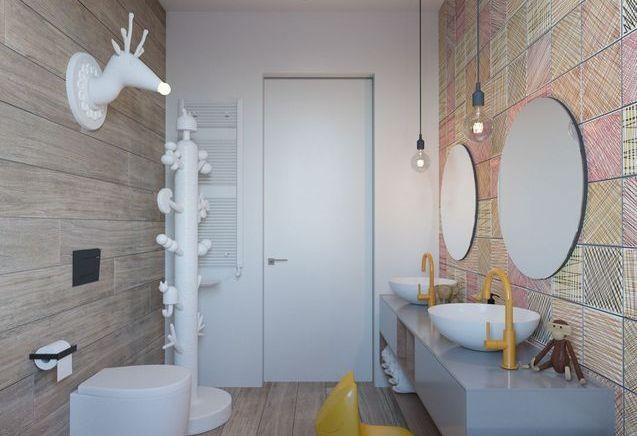 Salle de bains elle d coration for Elle deco salle de bain