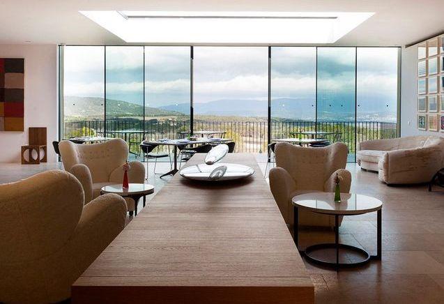 Villa La Coste, un hôtel luxueux aux airs de galerie d'art