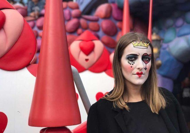Et si on se maquillait comme la Reine de cœur pour Halloween ?