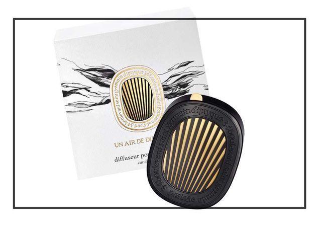 #ELLEBeautyCrush : Diptyque lance son diffuseur de parfum pour la voiture
