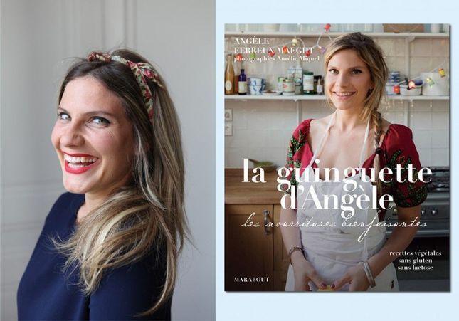 Gagnez le livre d'Angèle Ferreux-Maeght, la Guinguette d'Angèle publié chez Marabout!