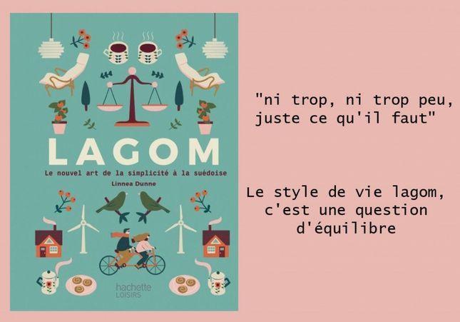Hachette pratique vous propose de gagner un exemplaire de Lagom de Linnea Dunne!
