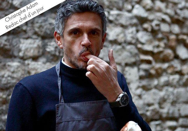 Les adresses chocolat de Christophe Adam à Paris