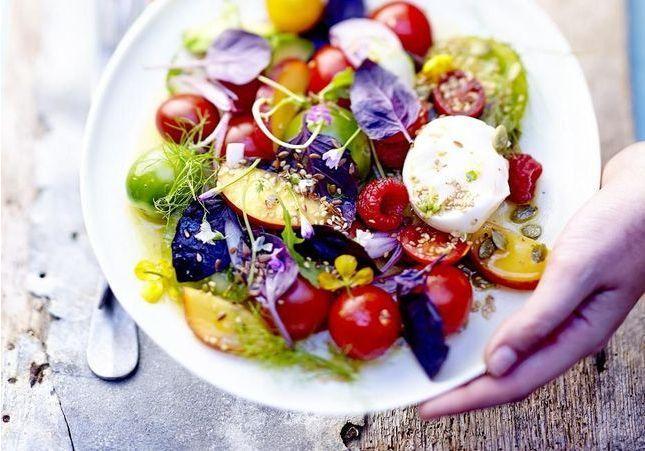 Comment composer une assiette végétarienne idéale ?