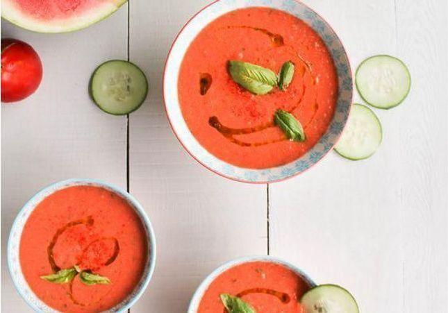 Comment réussir les soupes froides ?