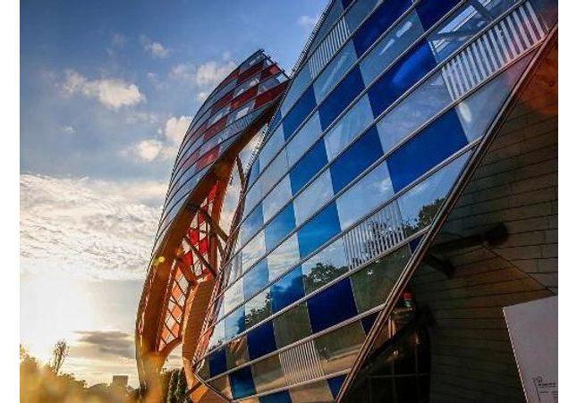 #InstaMeet : la Fondation Vuitton invite les Instagrammers à sublimer l'oeuvre de Daniel Buren