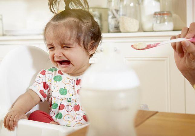 Parents au bord de la crise de rire