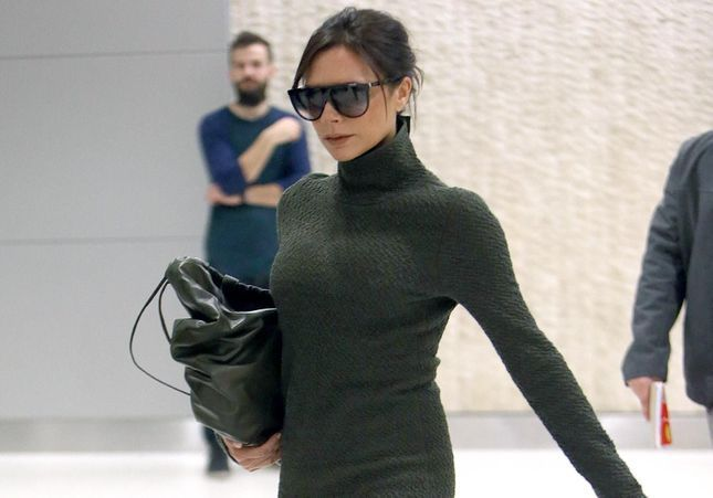Victoria Beckham marque le retour gagnant de cette couleur