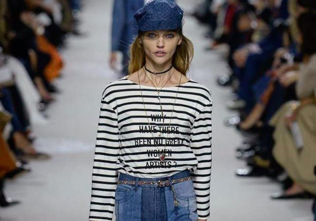 Fashion week de Paris : La femme plurielle chez Dior