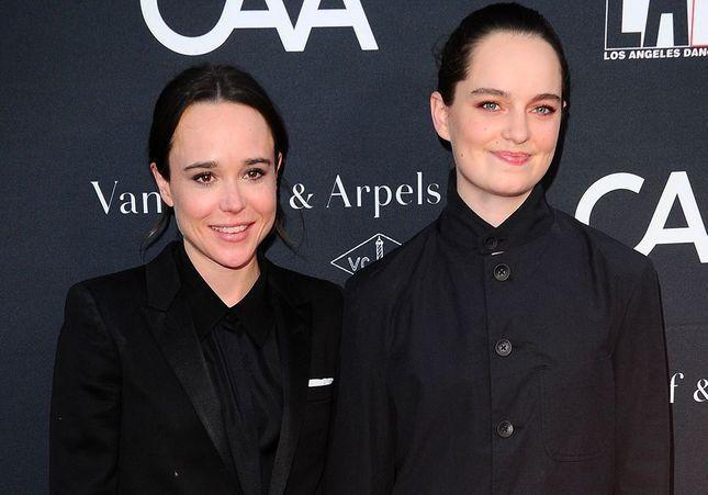 Ellen Page a épousé sa compagne Emma Portner !