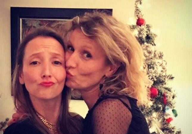 Les meilleurs Instagram de Noël de stars