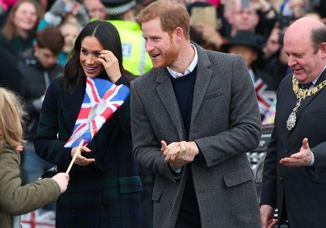 Prince Harry et Meghan Markle : première visite officielle en Ecosse