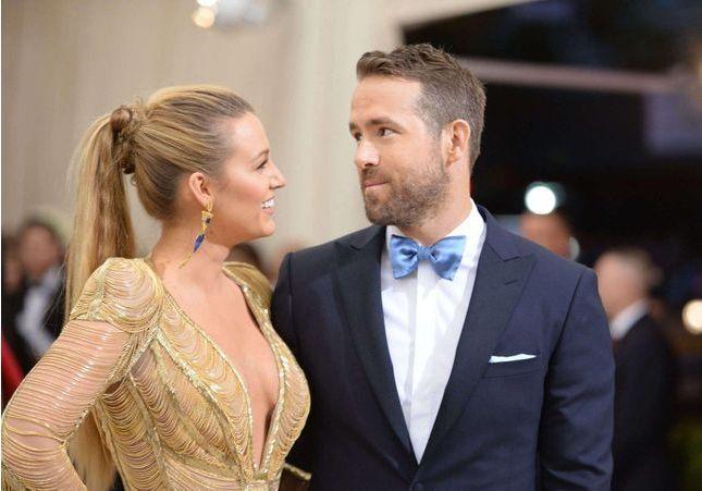 Quand Blake Lively trolle son mari, Ryan Reynolds