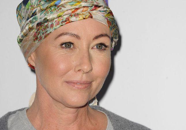 Shannen Doherty : la photo difficile de l'actrice, atteinte d'un cancer, perdant ses cheveux