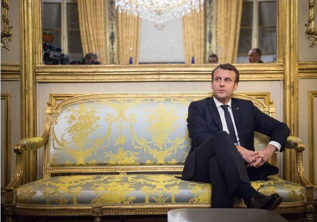 Emmanuel Macron : « l'égalité femmes-hommes sera la grande lutte du quinquennat »