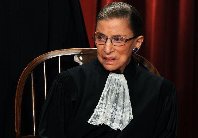 La juge Ruth Bader Ginsburg, dernier rempart anti-Trump