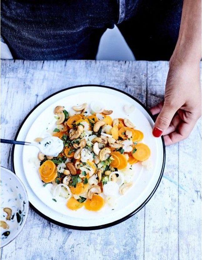 Carottes recettes de cuisine carottes elle table for 100 fiches cuisine de elle