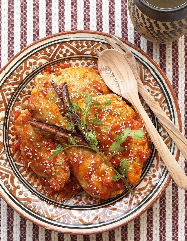 Recettes cuisine du maghreb cuisine du monde elle table - Les meilleures cuisines du monde ...