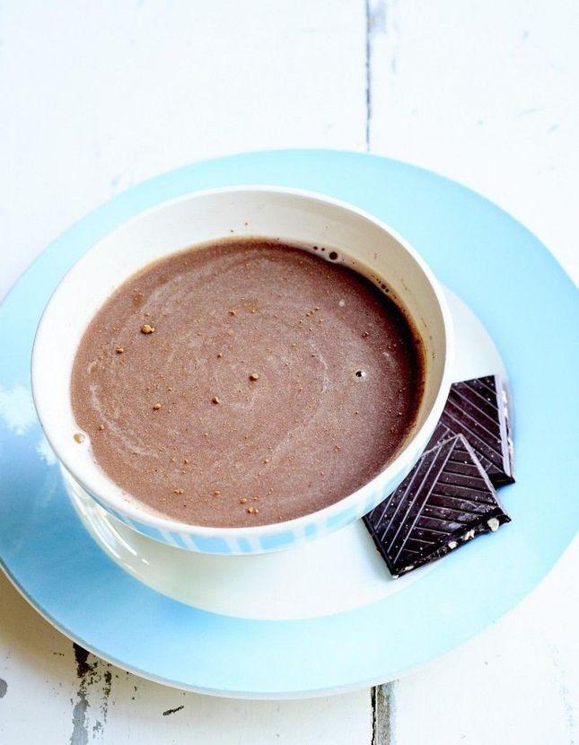Cacao aux épices sans lait