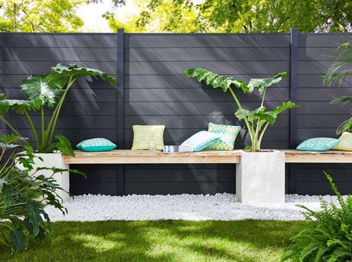 Connu 30 idées déco pour aménager son jardin - Elle Décoration SC45