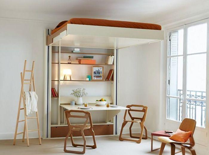 Gut bekannt 40 meubles modulables pour optimiser l'espace - Elle Décoration JG27