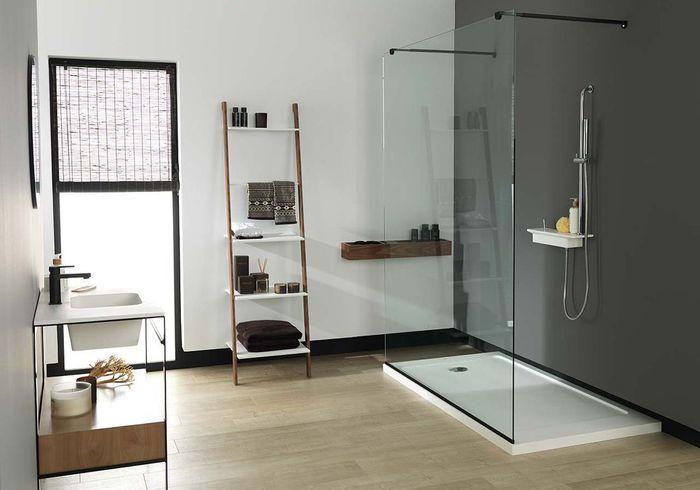 Célèbre 35 salles de bains design - Elle Décoration OV91