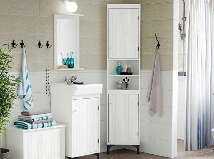 Super Une salle de bains comme chez Ikea - Elle Décoration GI66