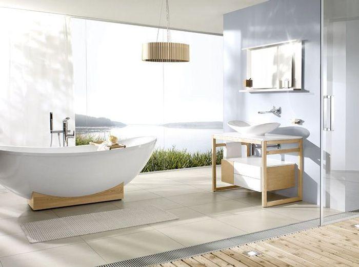 Souvent salle de bains zen - Elle Décoration KK61