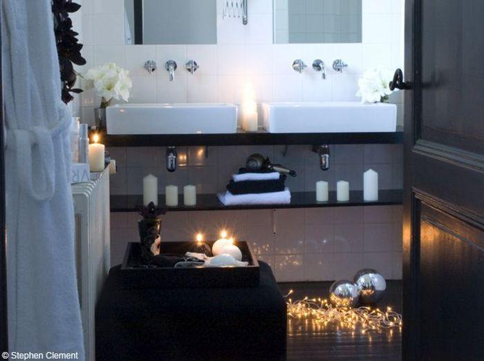 Préférence salle de bains zen - Elle Décoration LU61