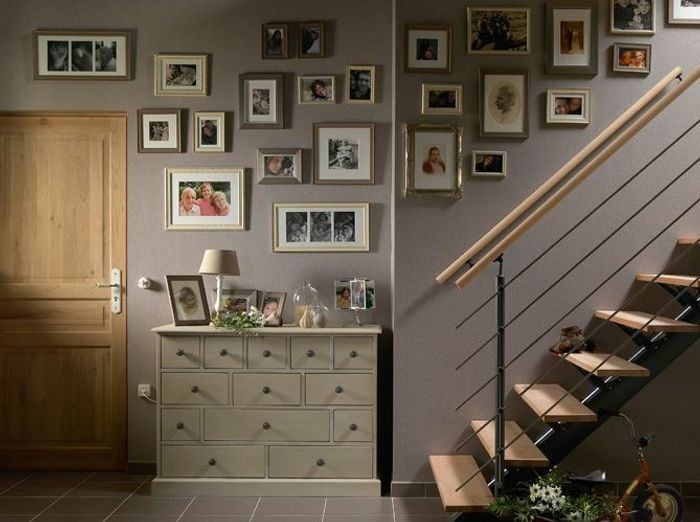 Relativ Idées déco pour relooker son escalier - Elle Décoration EY04