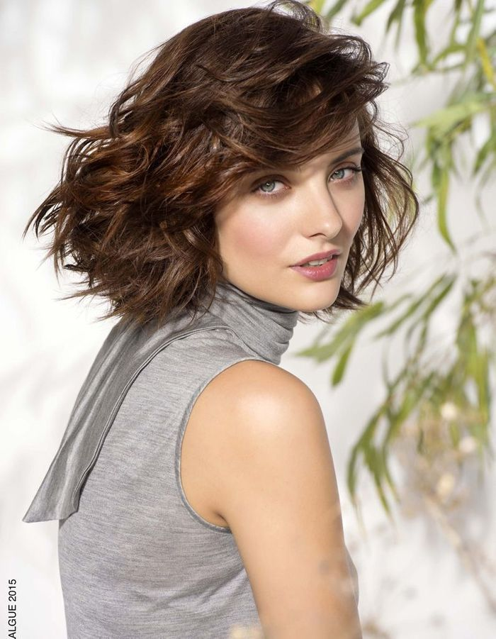 Idée coupe de cheveux Sainte Algue collection printemps-été 2015 ...