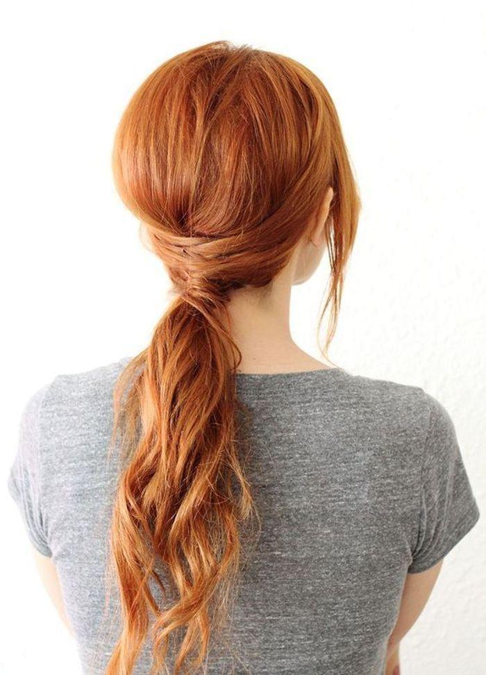 cheveux attach s pour un mariage cheveux attach s 50 id es de coiffures chics ou. Black Bedroom Furniture Sets. Home Design Ideas