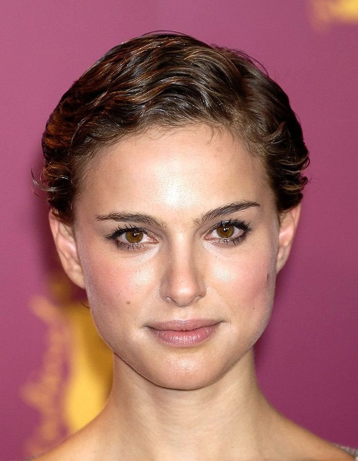 cheveux courts natalie portman dasyatracyviona site. Black Bedroom Furniture Sets. Home Design Ideas