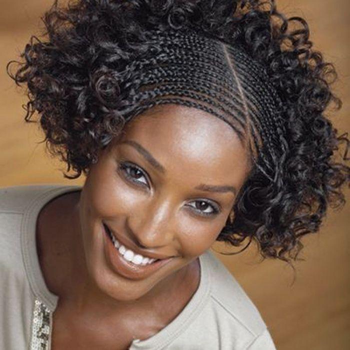 coiffure afro antillaise hiver 2015 coiffures afro les filles styl es donnent le ton elle. Black Bedroom Furniture Sets. Home Design Ideas
