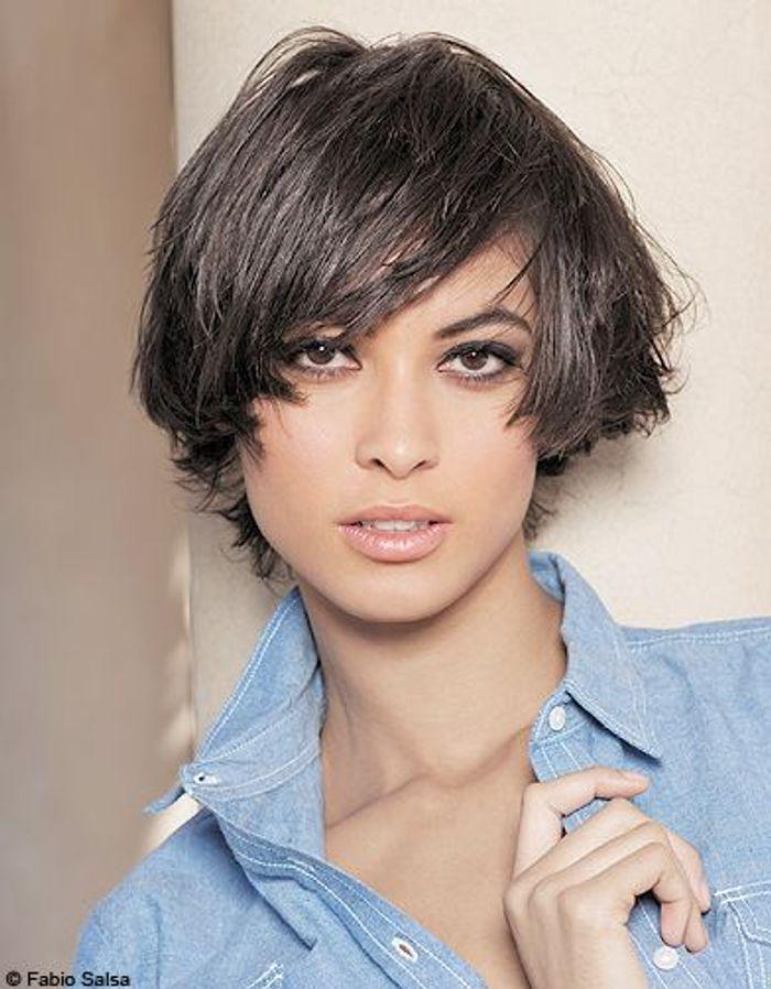 Beaute cheveux coiffure tendance fabio salsa - 100 coiffures pour ...