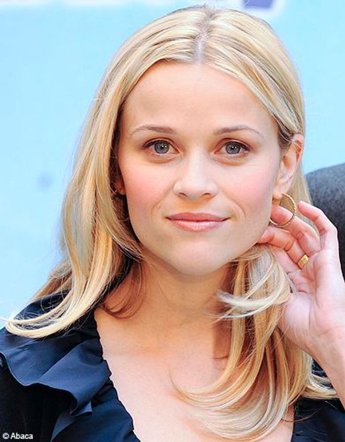 Reese witherspoon blonde 40 actrices blondes qui nous font r ver elle - Actrice yeux bleus ...