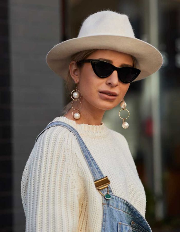 Les Plus Belles Coiffures Street Style De La Fashion Week Elle