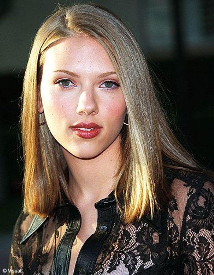 31 cheveux blonds août 2001 la belle adolescente passe au blond et ...