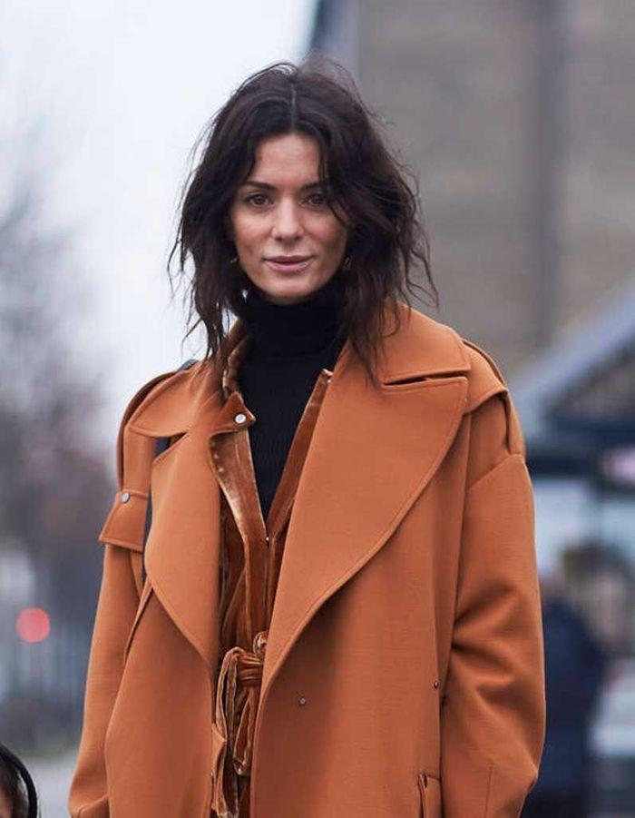 Coloration automne hiver 2018 : le brun tendre