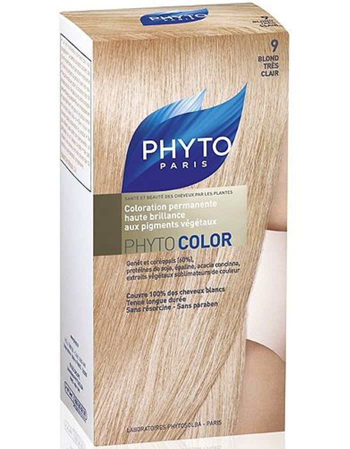 beaute tendance shopping cheveux coloration phyto - Colorations Phyto