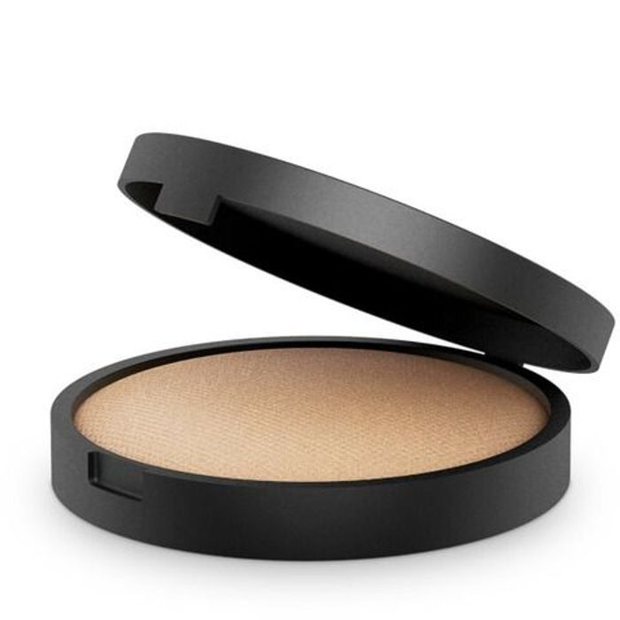 Fond de teint compact poudre Inika Baked Mineral