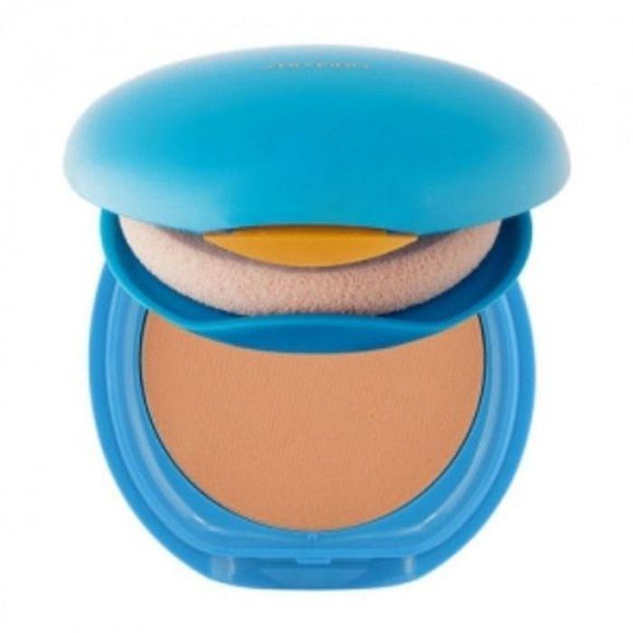 Fond de teint compact poudre Shiseido SPF 30