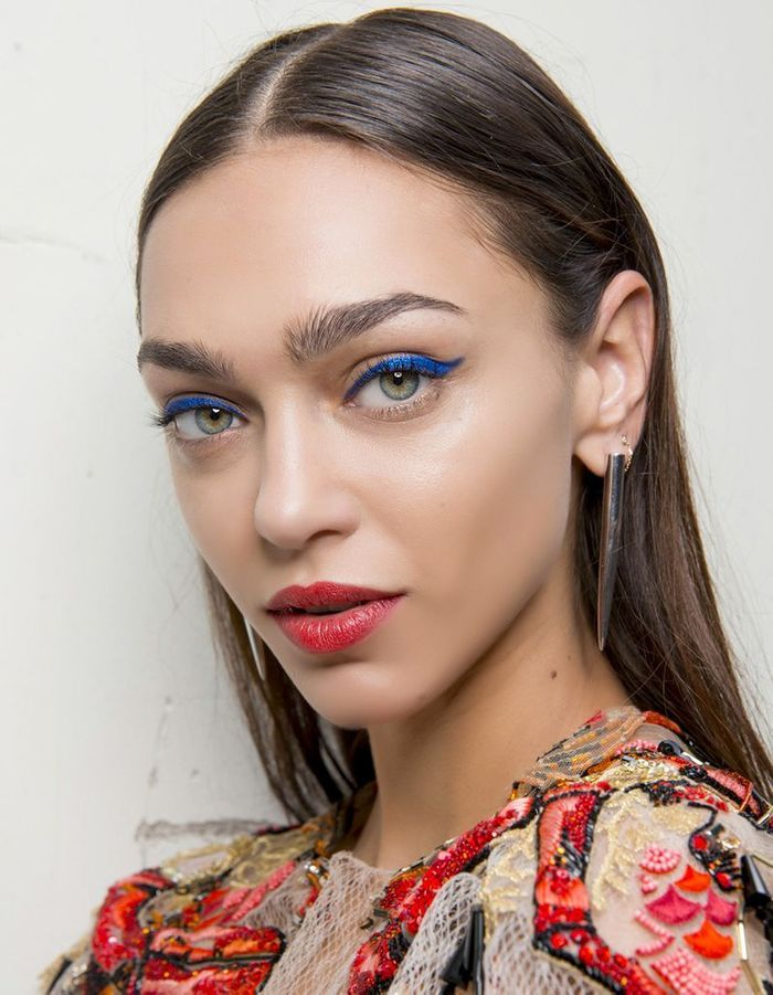 23 maquillages de Noël pour être la plus belle