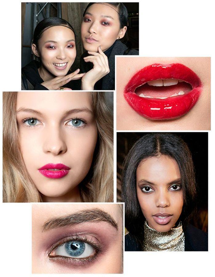 Nos tendances maquillage automne-hiver 2013-2014 préférées