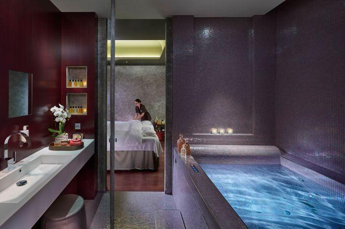 Le massage couple du Mandarin Oriental : le plus luxueux