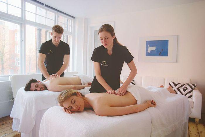 Massage en couple les meilleurs massages duo elle - Salon de massage pour couple ...