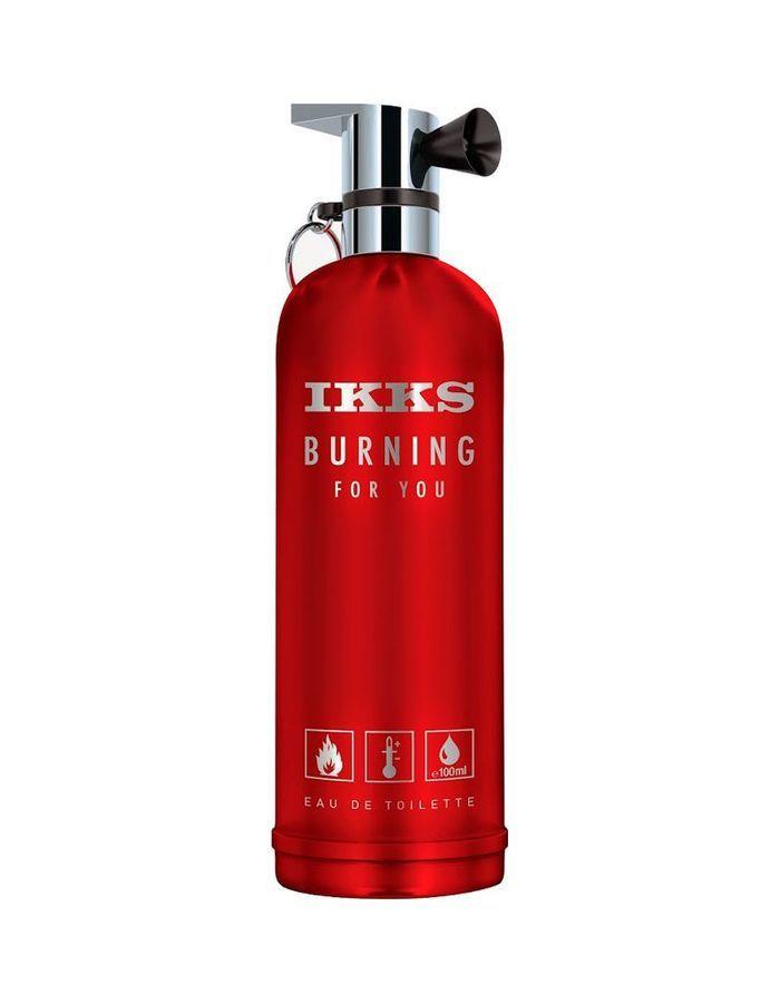 Burning for You, Ikks, 62€ les 100 ml