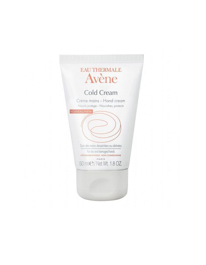 Crème pour les mains Cold Cream, Avène, 4,49€