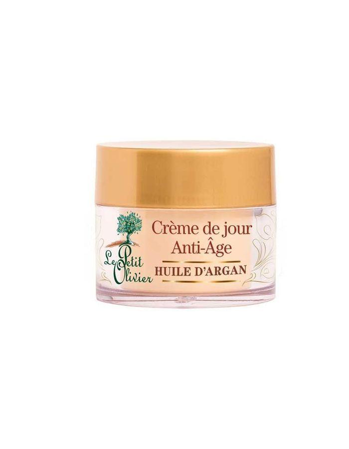 Crème de Jour Anti-âge Huile d'Argan, Le Petit Olivier, 11,45 €