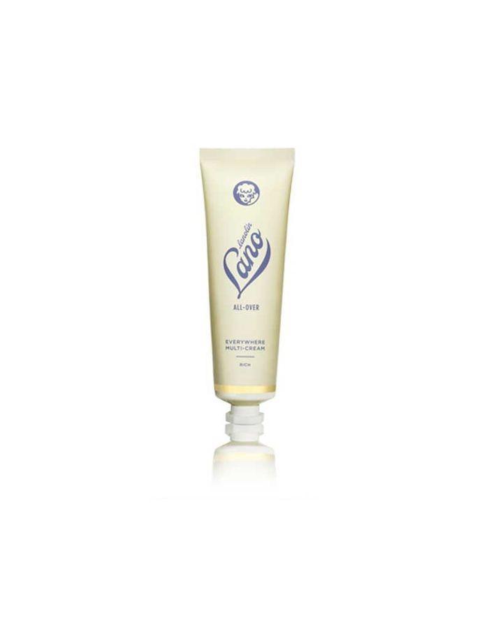 Crème peaux sèches visage et corps, Lanolips, 14,90 €